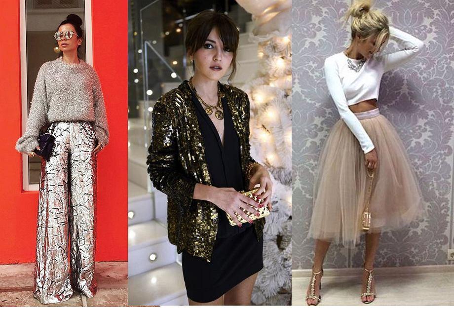 święta W Stylu Glamour Czarujące Stylizacje Na Wyjątkową Okazję