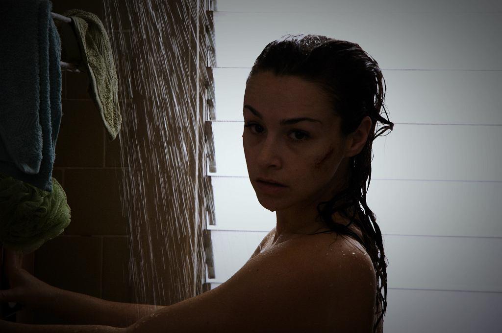 Danielle Harris w filmie 'Topór 2' / mat. promocyjne filmu, fot. Dark Sky Films, IMDB - oficjalny profil filmu