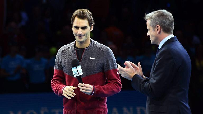 Roger Federer ogłasza swoją rezygnację