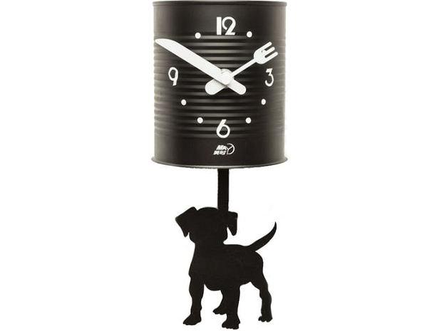 Zegar Tin Dog