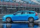 Volvo V60 Polestar   Tym razem kombi