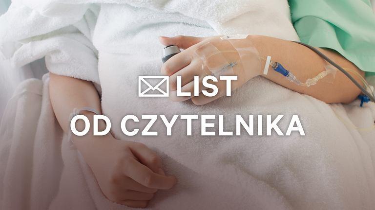 'Gdybym nie trafiła na wakacjach do Szpitala Bielańskiego, być może nie żyłaby ani moja córeczka, ani ja' - pisze nasza czytelniczka