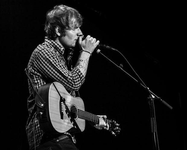 Ed Sheeran Anglia