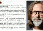 Post Andrzeja Saramonowicza na Facebooku