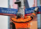 Sąd uchylił dekomunizację 12 ulic w Warszawie. Zamiast ul. Lecha Kaczyńskiego zostaje al. Armii Ludowej