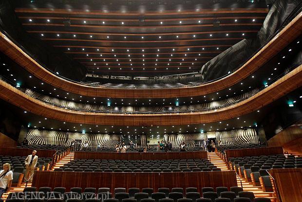 Bilety na koncerty do nowej sali NOSPR wykupione do kwietnia. Ale mo�e wej�ci�wka...