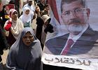 Manifestacje w Egipcie. Tysi�ce zwolennik�w Mursiego na ulicach. Policja u�y�a gazu �zawi�cego
