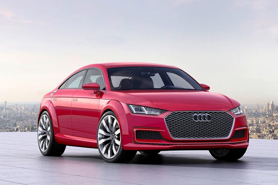 Audi TT Sportbaack concept