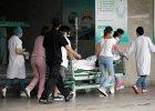 Wybuch w fabryce na wschodzie Chin. Co najmniej 65 zabitych
