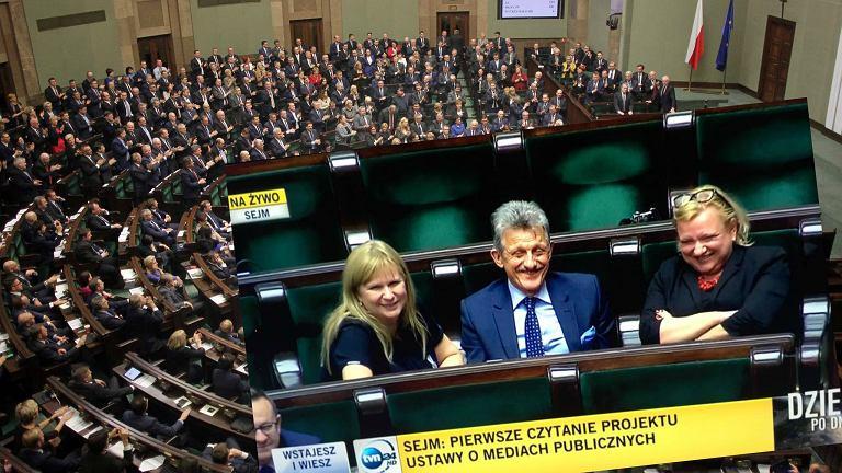Sejm: Beata Kempa, Stanisław Piotrowicz