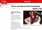 Nowe prawo Francji: za zatrudnienie ekstremalnie chudych dziewczyn i kobiet grozi grzywna oraz kara pozbawienia wolno�ci