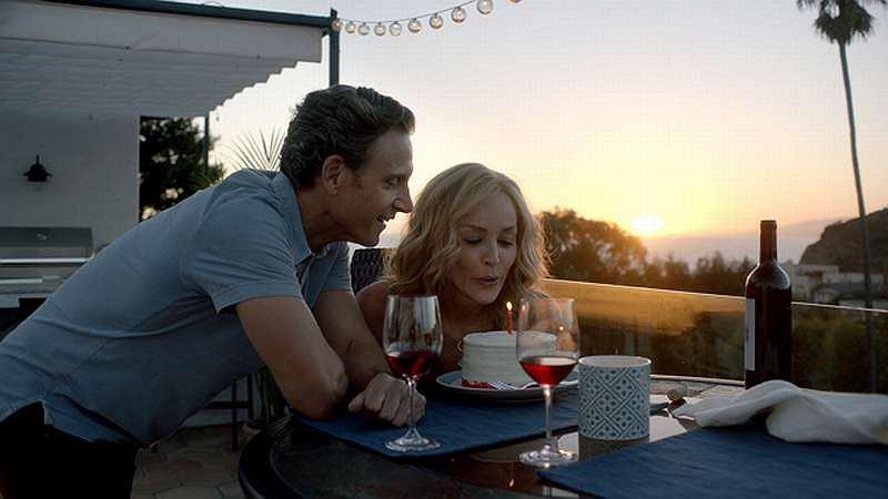 Sharon Stone w filmie 'Czego życzy sobie kobieta' / Kino Świat
