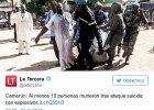 Samobójczy zamach w Kamerunie. 19 zabitych, kilkudziesięciu rannych... Winne Boko Haram?