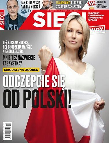 Zdjęcie numer 5 w galerii - Magdalena Ogórek pyta: Mnie też nazwiecie faszystką? [W TYGODNIKACH]