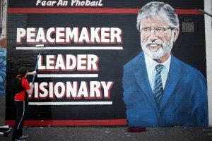 Wielka Brytania: Lider partii zwi�zanej z IRA zwolniony z aresztu