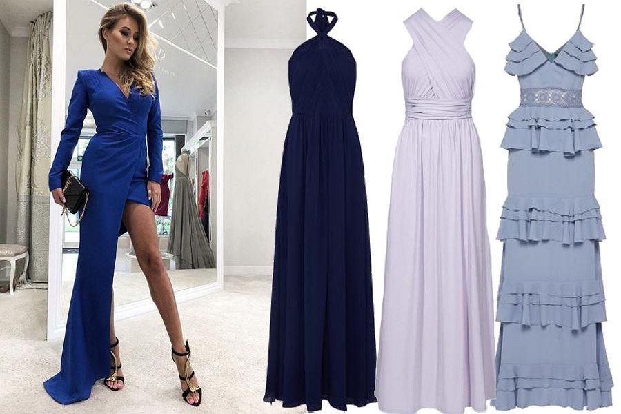 0fe65fdd18 Długie Sukienki Na Wesele Wybrałyśmy Najpiękniejsze Modele Od 120