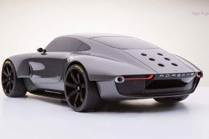 Porsche 901 Concept | Interpretacja przysz�o�ci 911