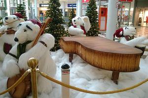W sklepach ju� Bo�e Narodzenie: choinki, bombki, prezenty