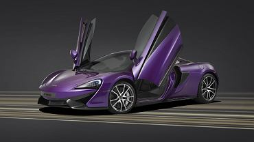 McLaren 570S Coupe od MSO