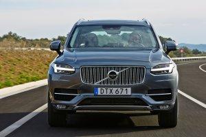 Volvo XC90 | Pierwsza jazda | Początek nowej ery