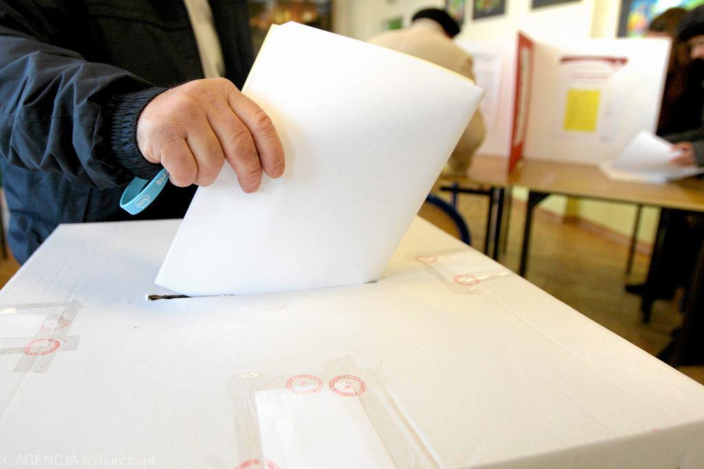 Wybory samorządowe 2018. Zdjęcie ilustracyjne