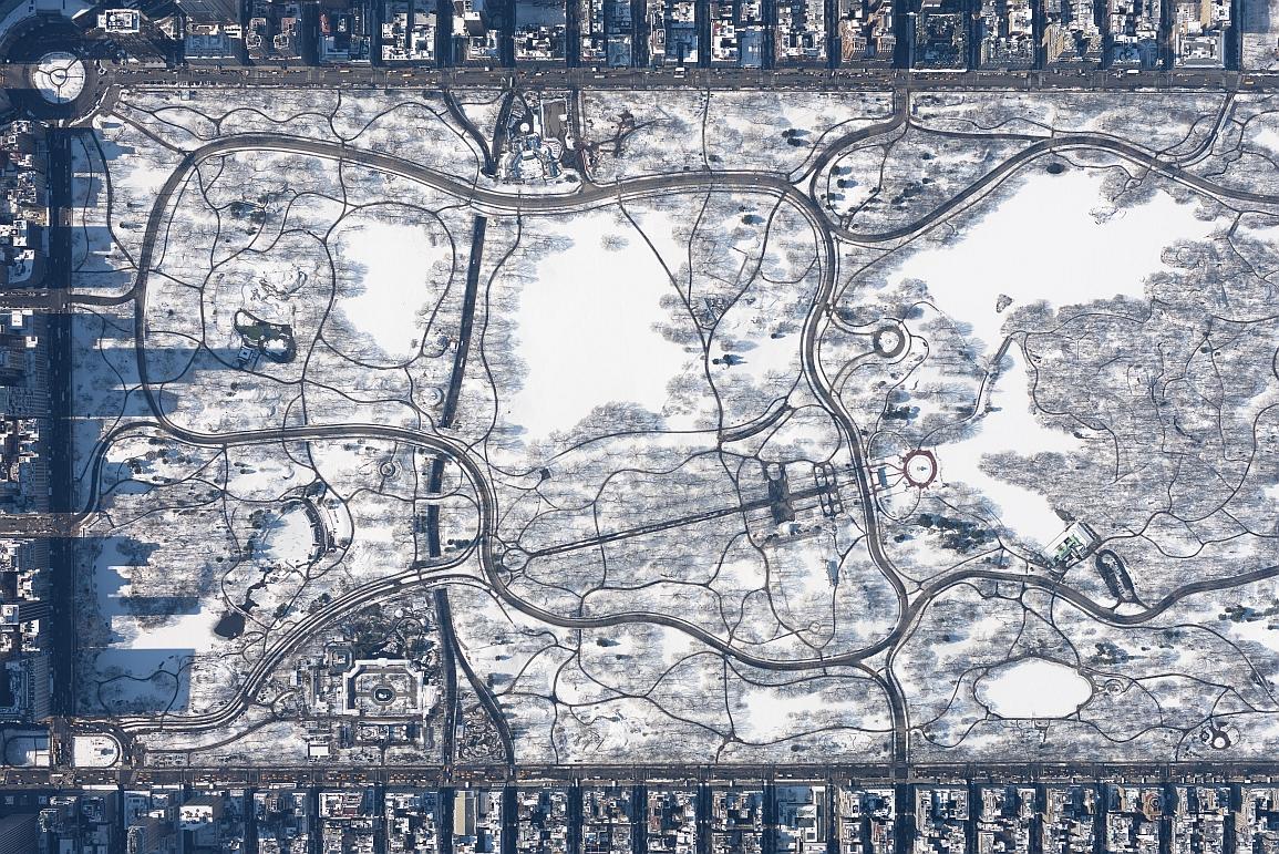 Central Park z 10000 stóp