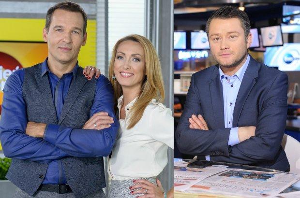 Ku�niar za Kantereita, Kantereit za Ku�niara. TVN potwierdzi� roszad� dziennikarzy