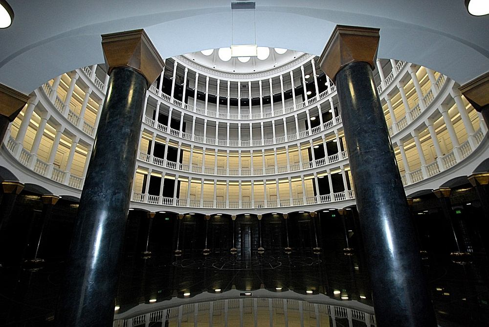 Mamy nowy zabytek w warszawie budynek leykama przy for Ufficio primo warszawa