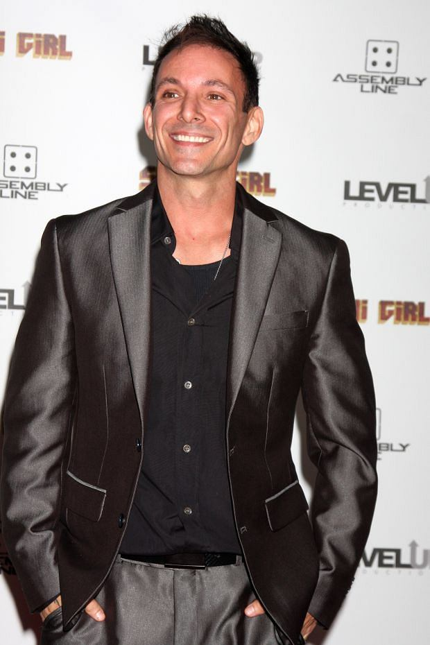 Los Angeles.CA .USA. Noah Hathaway at the Premiere Of Sushi Girl, Chinese Theater, Hollywood. 27th November 2012. Ref:LMK1-41425-291112. David Edwards/Landmark Media. WWW.LMKMEDIA.COM