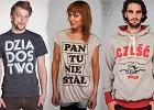 Staromodne wyrazy i slogany ze starych polskich reklam na ubraniach i akcesoriach? [WYWIAD]