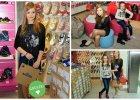 Julka Wróblewska w poszukiwaniu idealnych butów na wiosnę trafiła do sklepu Bartek