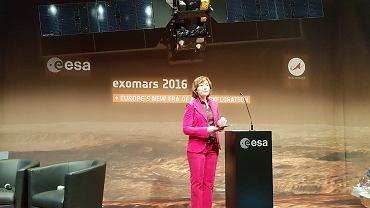 Konferencja na temat misji Exomars