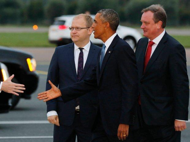 Obama w Estonii. Premier Roivas: zwi�kszymy wydatki wojskowe