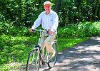 """Antoni Huczyński, 92-letni """"dziarski dziadek"""": Rzuciłem sobie wyzwanie, żeby spowolnić czas"""