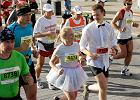 Takiego biegu Warszawa nie widzia�a: Maraton narodowy
