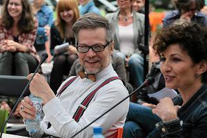 Big Book Festival. Pisarze grali w kosza, zażarcie dyskutowali i spotykali się z czytelnikami