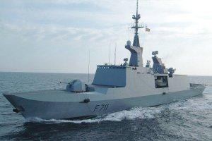 Kolejny okr�t NATO na Morzu Czarnym. Rosja zwi�ksza patrole lotnicze