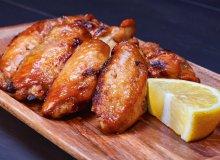 Skrzydełka kurczaka wędzone - ugotuj