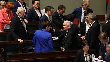 45. Posiedzenie Sejmu VIII Kadencji