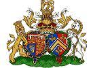 Pokazano wsp�lny herb ksi�nej Kate i ksi�cia Williama. To jednoro�ec i lew