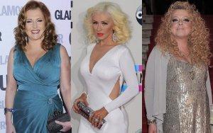 Marta Grycan, Christina Aguilera, Magda Gessler
