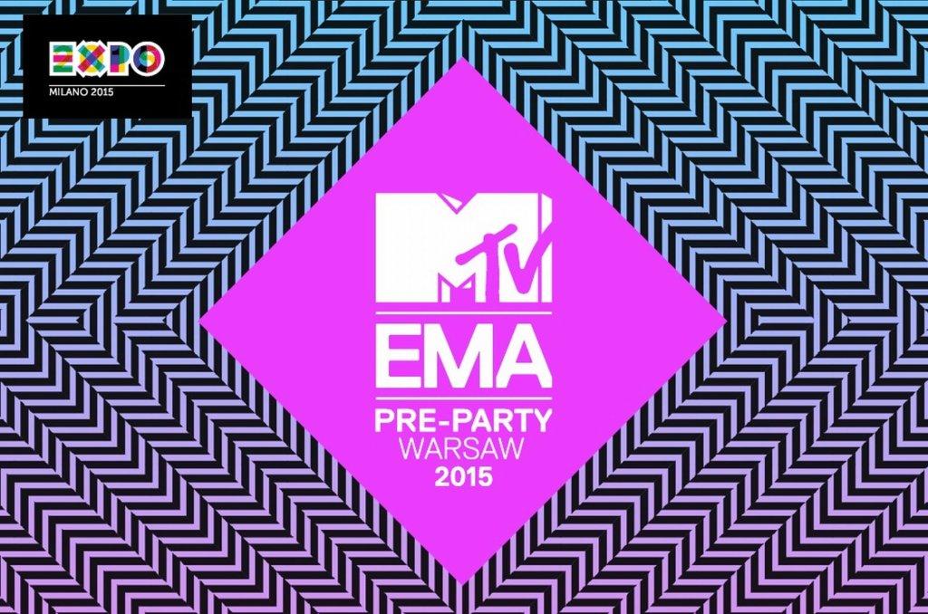 MTV EMA PRE-PARTY 2015