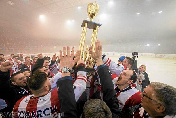 Zdjęcie numer 2 w galerii - Comarch Cracovia chce pokazać w Lidze Mistrzów, że polski hokej nie jest najgorszy