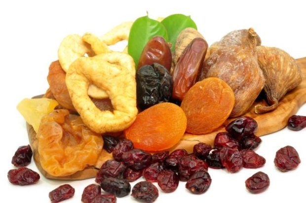 Suszone owoce służą fanom dyscyplin wytrzymałościowych, o szczupłej budowie ciała i dobrze tolerujących cukry.