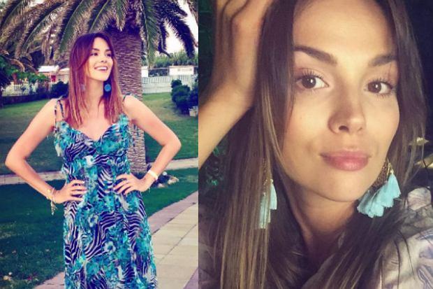 W sezonie letnim Paulina Krupińska stawia na sukienki maxi. Lekkie i przewiewne, świetnie sprawdzą się zarówno na plaży, jak i na wystawnej kolacji. Sprawdźcie, jakie sukienki nosi Krupińska i zainspirujcie się jej stylem!