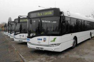 Nowe autobusy za prawie 6,4 mln zł już w Toruniu [ZDJĘCIA]