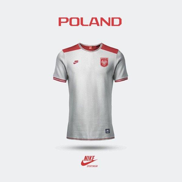9ada0ad33289 Zdjęcie numer 6 w galerii - Cudowne projekty koszulek reprezentacji na Euro  2016. Robią wrażenie