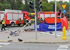 W Polsce ginie coraz więcej rowerzystów. NIK znalazł przyczynę