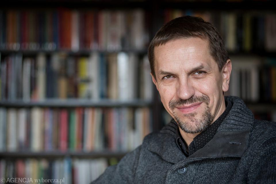 Dr Jarosław Flis, socjolog z Uniwersytetu Jagiellońskiego
