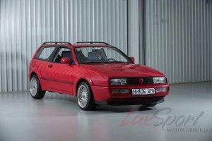 VW Corrado Magnum | Zakręcona historia dwóch prototypów